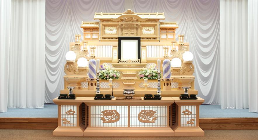 仏式祭壇 10万円コース