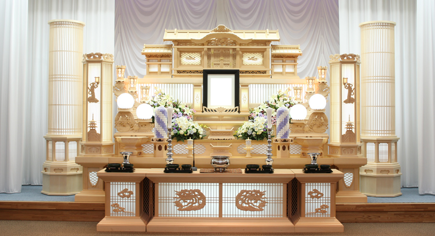 仏式祭壇 15万円コース