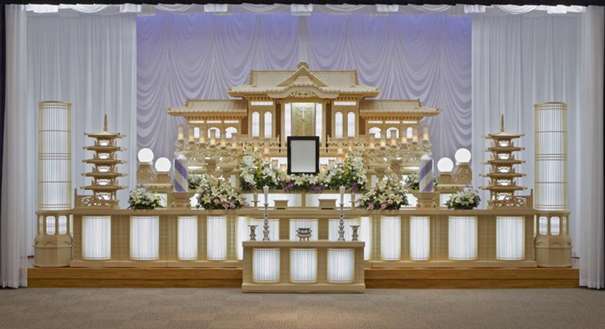 仏式祭壇 40万円コース
