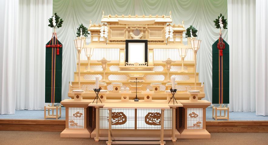 神式祭壇 10万円コース